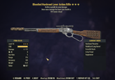 Bloodied [Explode+15% FR] Lever Action Rifle-N